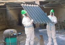 Bonifica amianto a Cagliari in Sardegna